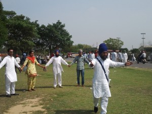 Street play on drugs by students of Punjab Agricultural University