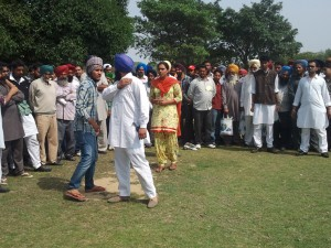 Street play on drugs by students of Punjab Agricultural University_1
